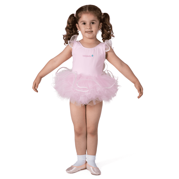 Flutterstar bestseller babyballet tutu with fairy wings beautiful fancy dress ballerina dance outfit