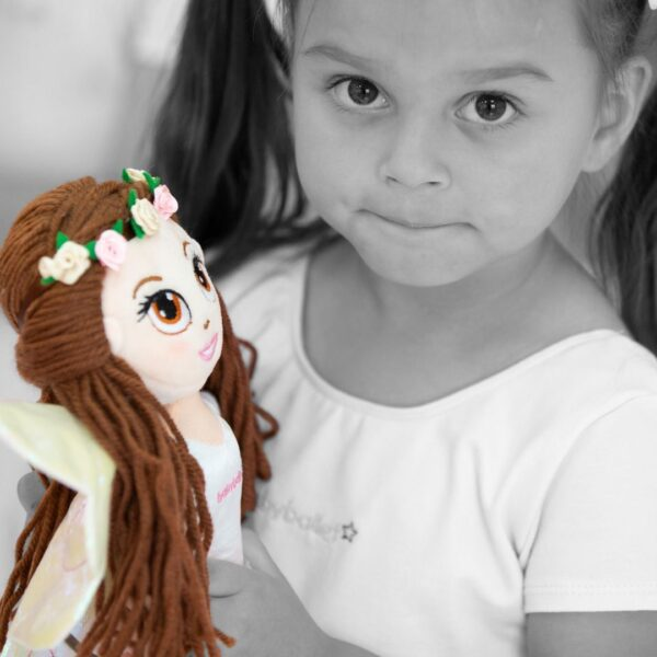 Flutterstar the babyballet ragdoll perfect present for little girls